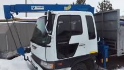 Hino Ranger. Продается грузовик 5т. 92г. с КМУ Tadano 3т., 6 000куб. см., 5 000кг., 4x2
