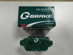 Дисковые тормозные колодки G-Brake GP05005