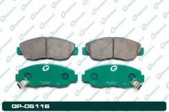 Дисковые тормозные колодки G-Brake GP05116