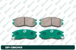 Дисковые тормозные колодки G-Brake GP06043