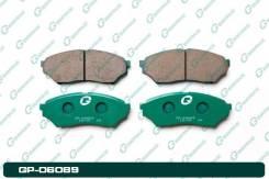 Дисковые тормозные колодки G-Brake GP06089