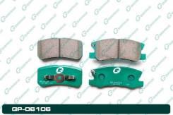Дисковые тормозные колодки G-Brake GP06106