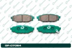 Колодки тормозные дисковые G-Brake GP07064