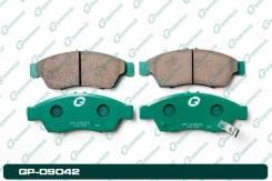 Колодки тормозные дисковые G-Brake GP09042