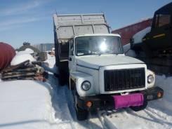 ГАЗ 3507-01. ГАз-САЗ 350701, 4 250куб. см., 4 500кг., 4x2
