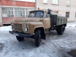 ГАЗ 53А. Газ 53-А Ассенизационный, 5 000куб. см.