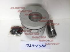 Поршень ДВС HINO H07C 13216-2290 13211-2580 (D камеры=51.5 мм), (Alfin- )