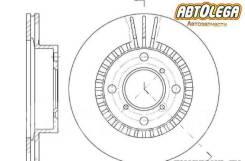 Диск тормозной перед. G-brake Suzuki Wagon R/Cultus 98-02/Baleno 98-02