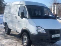 ГАЗ 27527. Продам цельнометаллический фургон, 3 000куб. см., 1 000кг., 4x4