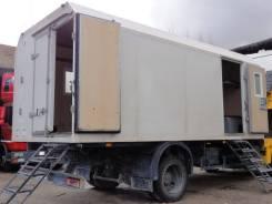 КамАЗ. Фургон под автодом 2018 года., 6 000куб. см.