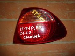 Стоп правый TY Caldina ST210 21-42 1997-1999