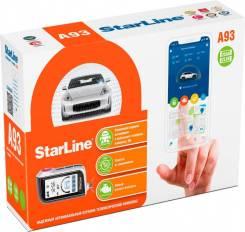 StarLine A93 2CAN+2LIN ! Устанавливаем !
