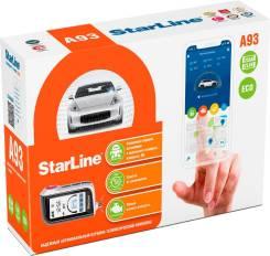 StarLine A93 eco 2CAN+2LIN ! Устанавливаем !