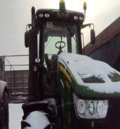 John Deere 8335R. Трактор сельскохозяйственный