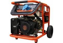 Бензиновый генератор 6 кВт Mitsui Power Eco ZM 7500 - E