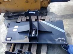 Монтажная рама для гидровращателя на минипогрузчик