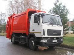 Коммаш КО-427-73. Мусоровоз КО-427-73 на шасси МАЗ 534025-585-013, 1 000куб. см.