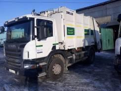 Scania P250. Продается мусоровоз на шасси , 9 000куб. см.