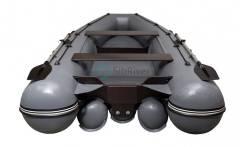 Лодка ПВХ Sibriver Селенга-360 НД