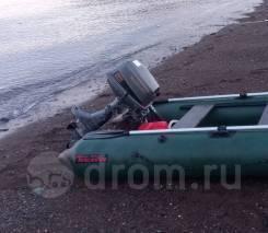 Лодка с мотором сузуки