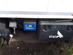 Stas BioStar S300ZX, 91 м3 б/у, 2016