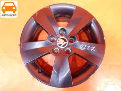 Диск колёсный литой Skoda Rapid 2012-2020 [5JA601025]