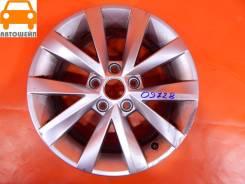 Диск колёсный литой Skoda Octavia 2012-2019 [5E0601025BJ8Z8]