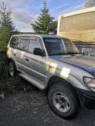 Автомобиль Toyota-LAND Cruiser Prado