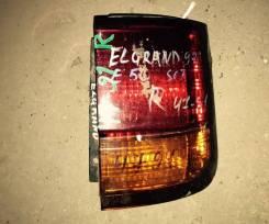 Стоп сигнал Nissan Elgrand, E50; 4791 правый задний
