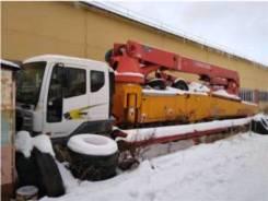 Daewoo Novus. Автобетононасос , В г. Новосибирске. Под заказ