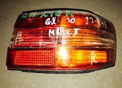 Задний фонарь. Toyota Mark II, JZX100 1JZGE