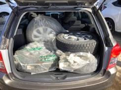 Колеса От Toyota Corolla Fielder + колпаки