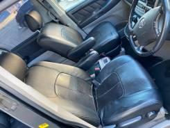 Чехлы для Toyota Alphard под кожу!