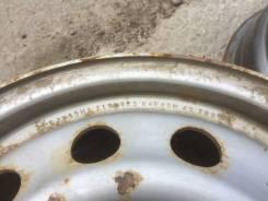 Диск колесный железо Kia Cerato 1 (LD)