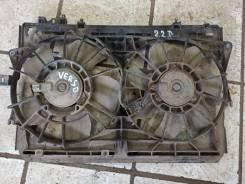 Дифузор с вентиляторами 2.2 TD Toyota Corolla Verso, Avensis