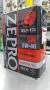 Idemitsu Zepro Racing. 5W-40, 4,00л.