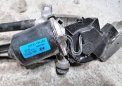 Мотор стеклоочистителей Hyundai Solaris (RB)