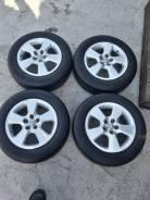 """Продам оригинальный комплект колёс в отличном состоянии. 6.0x15"""" 5x100.00 ET45"""
