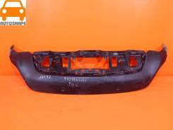 Юбка бампера BMW X6 2008-2015 [51127183146], задняя