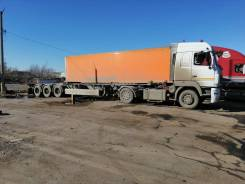 МАЗ 5440В9. Продам Сцепку Маз 5440 контейнеровоз., 11 000куб. см., 20 000кг., 4x2