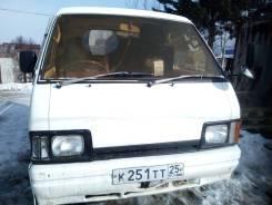 Mazda Bongo, 1987