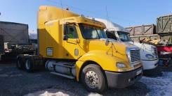 Freightliner FLC. Продам седельный тягач Freightliner Columbia FLC-120 2003 г., 14 000куб. см., 25 000кг., 6x4