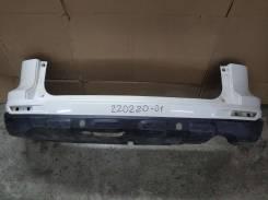 Honda CR-V 10-12 Бампер задний б/у 71501Swazz00