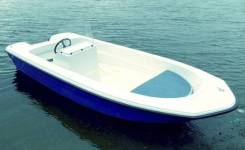 Пластиковый катер WB-430C Тримаран
