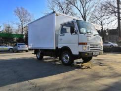Nissan Atlas. AMF22, 2 700куб. см., 1 500кг., 4x4