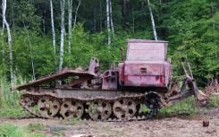 ОТЗ ТДТ-55. Продается ТДТ 55, 9 600кг.