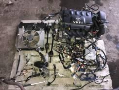 Двигатель в сборе. Toyota Vitz, NCP10, NCP13, SCP10, SCP13 1NZFE