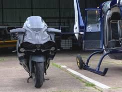 Kawasaki Ninja H2R, 2019