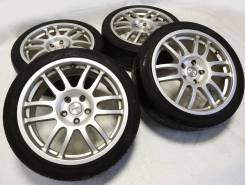 Диски Speedline c шинами 215x45x18 Dunlop