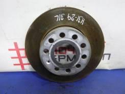 ДИСК Тормозной AUDI, SEAT, Volkswagen A3, GOLF, Jetta, LEON, Altea, GOLF PLUS [11279295532], левый задний